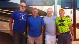 Doug, Joe, Willie, & Smitty